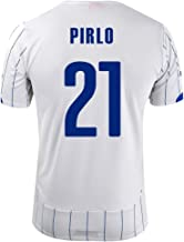 PUMA PIRLO #21 ITALY AWAY JERSEY WORLD CUP 2014