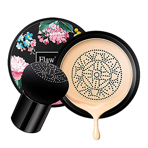 BB Cream, Base de Maquillaje Skin Active Base Líquida, Resistente al Agua,24H Base de Larga Duración Matificante Crema Correctora y Anti Imperfecciones,Tono Medio con Vitamina C Hidrata (Natural)