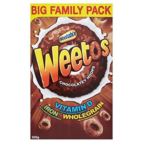 Weetabix Weetos Cioccolato Sapore 500g