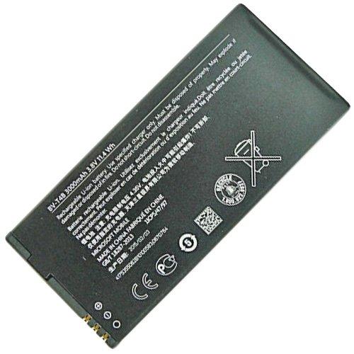 Microsoft bv-t4b batteria Li-Ion 3000mAh per Microsoft Lumia 640XL LTE/640XL LTE Dual SIM