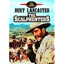 The Scalphunters [DVD] by Burt Lancaster