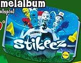 Lidl Stikeez - Álbum de fútbol 2016 (en blanco)