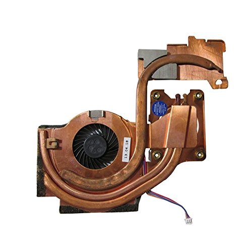 UTS-Shop IBM Lenovo Thinkpad T61 42W2460 42W2461 Notebook Prozessor Lüfter inkl. Kühlkörper