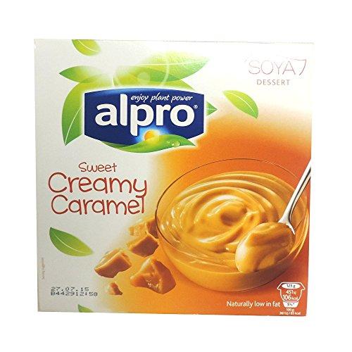 Alpro Karamell Soja Dessert 4 X 125G