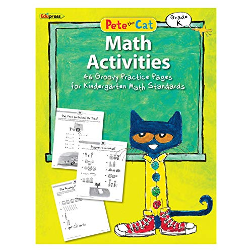 Teacher Created Resources Math Workbook for Grade K
