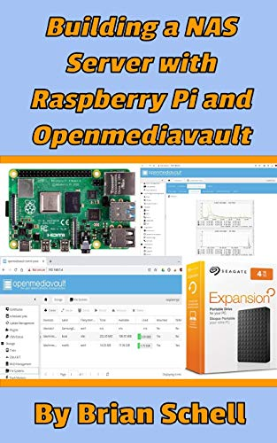 Building a NAS Server with Raspberry Pi and Openmediavault