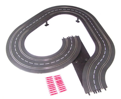 Ausbauset Überfahrt 3,20 Meter Carrera Digital 132 124 Evolution