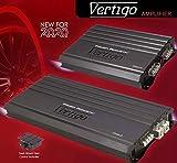 Power Acoustick VA1-6000D 6000W Monoblock Class D w/Bass Remote