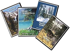 Alone in the Wilderness 4 DVD package