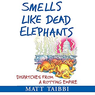 Smells Like Dead Elephants cover art