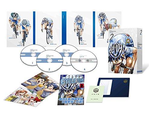弱虫ペダル GLORY LINE Blu-ray BOX Vol.2(初回生産限定版)(イベントチケット優先販売申込券付き)