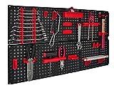 Panel de herramientas para 19piezas, 80x 48cm,ampliable