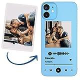 afrostore Housse personnalisée lecteur spotify Playlist pour Huawei P20 Pro en gel silicone...