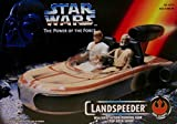 Star Wars Power of the Force Landspeeder Vehicle by Star Wars
