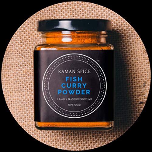 Raman Spice Fish Curry Powder 50gm
