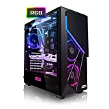 Megaport PC-Gaming Intel Core i7-9700 8x 3.00GHz • GeForce RTX 2060 6GB • 16 GB DDR4 • 480GB SSD • 1TB HDD • Windows 10 • WiFi • pc da gaming pc fisso desktop pc assemblato completo pc completo gaming