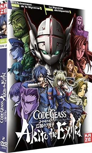 Code Geass-OAV 1 & 2-Akito The Exiled