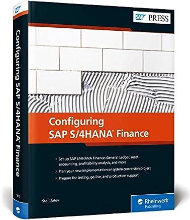 Configuring SAP S/4HANA Finance