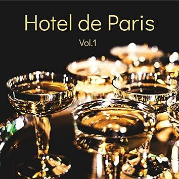 Hotel de Paris. Vol. 1 – Luxury Lounge Bar Cocktails & Drinks Selection Compiled by Golden Buddha Café