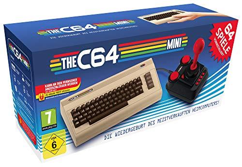 saturn c64 mini