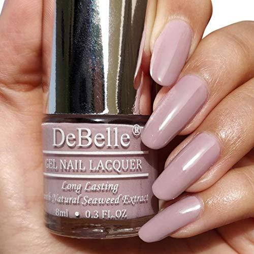 DeBelle Gel Nail Lacquer Vintage Frost 8mlPastel Purple