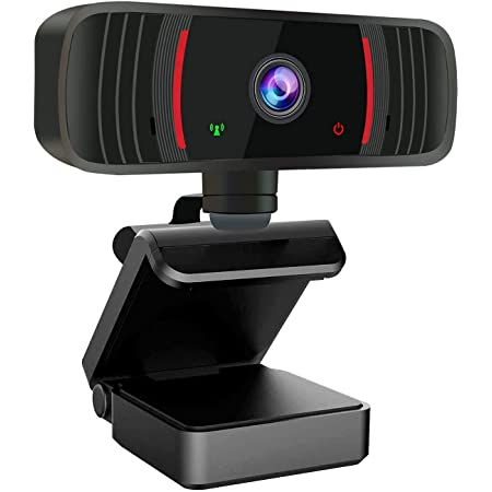 Webcam with Microphone for Desktop, Peteme 1080P HD USB Web Cameras, Computer Camera for Laptop,Plug and Play Webcam and Stereo Microphone for Zoom/Video Calling Recording/Gaming/Conferencing