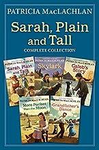 Sarah, Plain and Tall Complete Set (Sarah, Plain and Tall ~ Skylark ~ Caleb's Story ~ More Perfect Than the Moon ~ Grandfa...