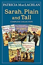 Sarah, Plain and Tall Complete Set (Sarah, Plain and Tall ~ Skylark ~ Caleb's Story ~ More Perfect Than the Moon ~ Grandfather's Dance ~)