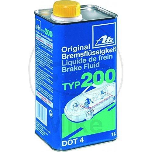Bremsflüssigkeit Typ 200 - DOT 4 (1 L) von ATE (2360-0124)
