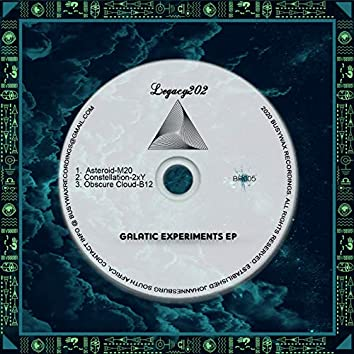 Galactic Experiments EP