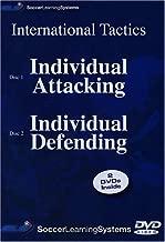 Individual Soccer Tactics; Attacking & Defending 2 disc DVD by Jape Shattuck