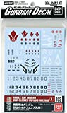 Bandai Modelo Kit-55710 55710 Gundam Decal 103-Iron Blood Orphans 1, 19602