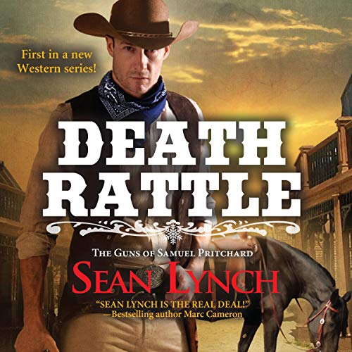 Death Rattle audiobook cover art