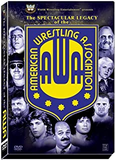 WWE: The Spectacular Legacy of the American Wrestling Association