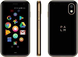 Palm Phone Gold 3GB/32GB 防水 IP68 Oreo 8.1 小型 スタイリッシュ SIMフリースマートフォン【日本正規代理店品】