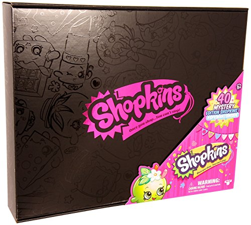 Shopkins Mystery Edition
