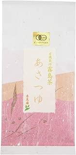 【あさつゆ(100g)】 【有機栽培 霧島茶】 【有機JAS認定 無農薬無化学肥料】 【オーガニック緑茶】