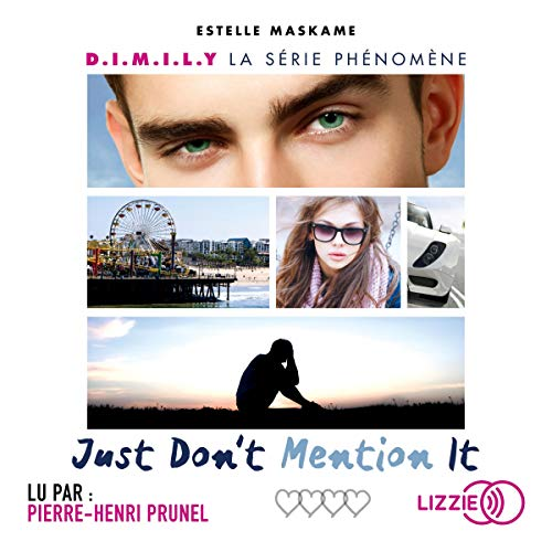 Couverture de Just don't mention it