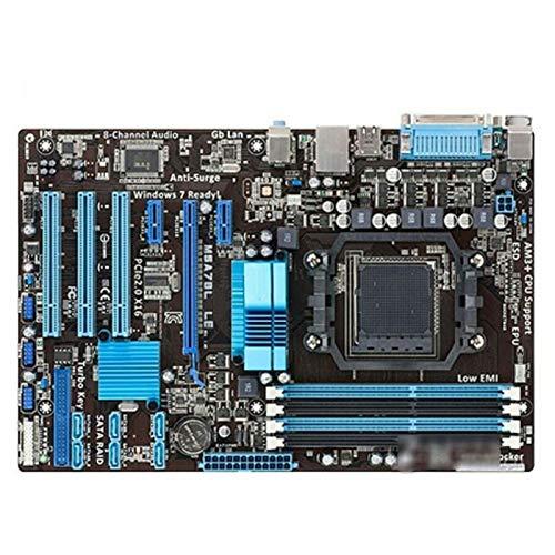 Placa MAPINARIO Fit For ASUS M5A78L LE Placa Base De Escritorio Usado Original para AMD DDR3 Socket AM3 / AM3 + USB2.0 PC Placa Principal Placa Base para portátil FFFF