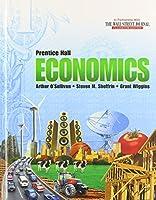 Economics 2013 Student Edition Grade 10/12 0133186547 Book Cover