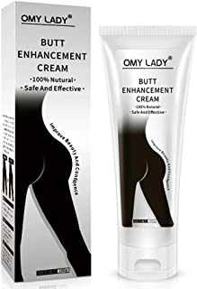 SUNSENT Butt Enhancement Cream,Hip up Cream Bigger Buttock Firm Hip Lift Up Massage Cream For Women