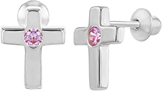 Best religious cross earrings Reviews