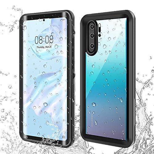 AICase Carcasa Impermeable para Huawei p30 Pro, a Prueba de Golpes, Nieve, a Prueba de Polvo, certificación IP68, Totalmente sellada bajo el Agua, Funda Protectora para Huawei p30 Pro