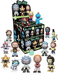 Funko pop Mystery Mini Rick and Morty Series 1 One Mystery Action Figure