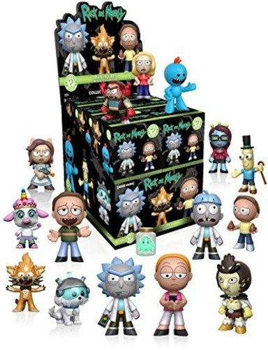 Funko Mystery Mini Rick and Morty Series 1 One Mystery Action Figure