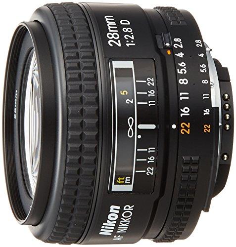 Nikon 単焦点レンズ Ai AF Nikkor 28mm f 2.8D フルサイズ対応