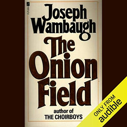 The Onion Field audiobook cover art