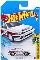 ホットウィール(Hot Wheels) ベーシックカー 1985 ホンダ CR-X HCM30