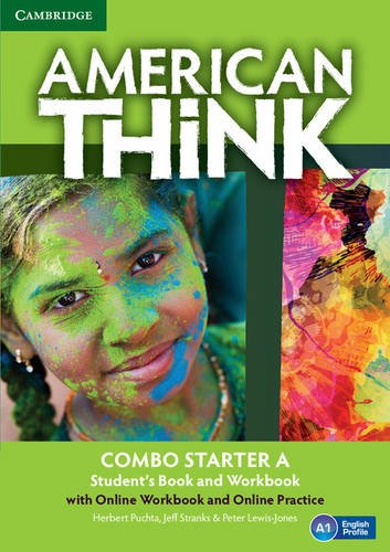 American Think - Starter - Combo a With Online Workbook and Online Practice