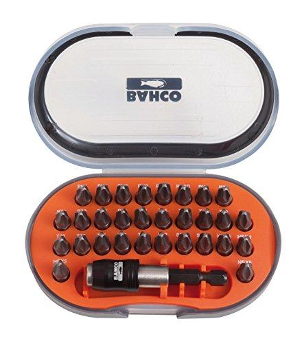 BAHCO Set d'embouts Torsion 31 pièces 60T/31-1 X12 unités